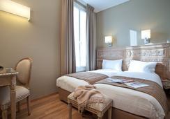 巴黎春天酒店 - 巴黎 - 睡房