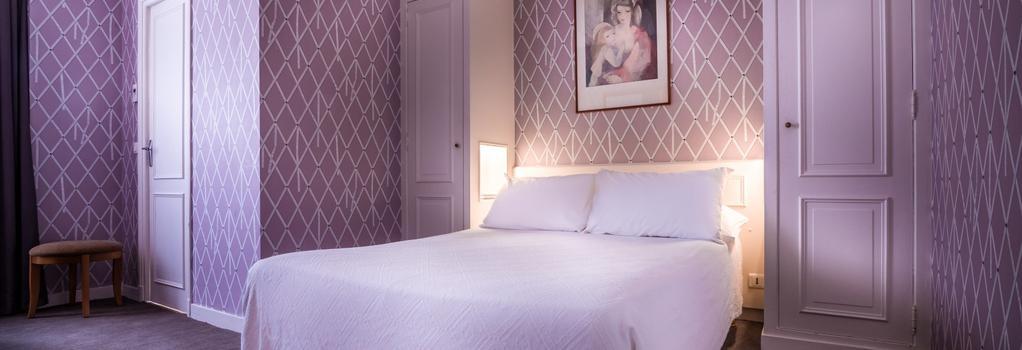 皇家剧院酒店 - 巴黎 - 睡房