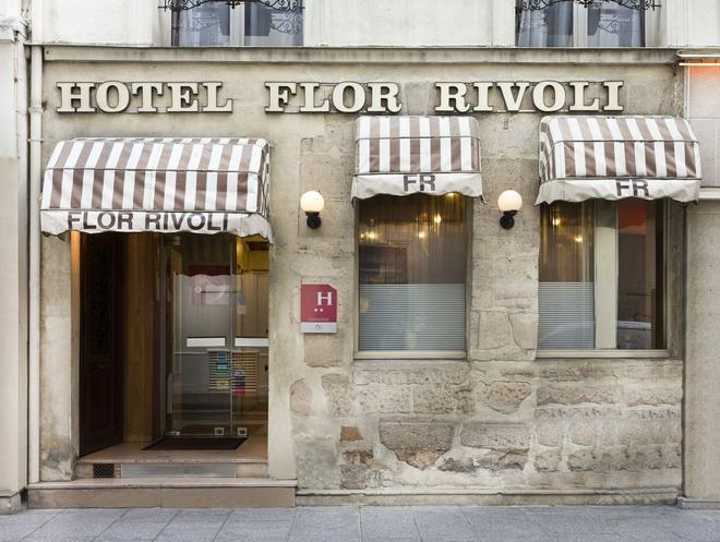 弗洛里沃利酒店 - 巴黎 - 建筑