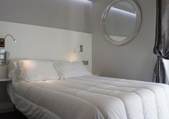 蒙马特高地国家酒店 - 巴黎 - 睡房