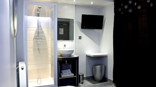 蒙马特高地国家酒店 - 巴黎 - 浴室