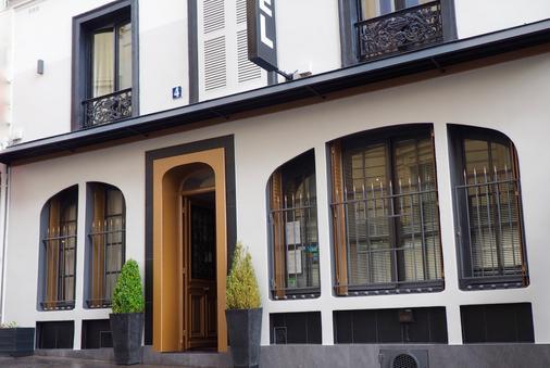 蒙马特高地国家酒店 - 巴黎 - 建筑