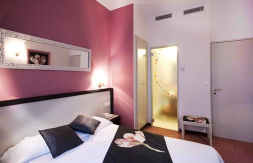 瑞拉思度玛拉斯酒店 - 巴黎 - 睡房