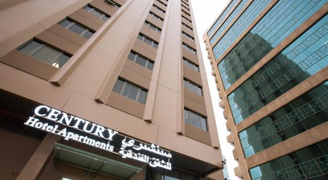 世纪公寓式酒店 - 阿布扎比 - 建筑