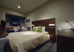 东京湾有明相铁Grand Fresa酒店 - 东京 - 睡房