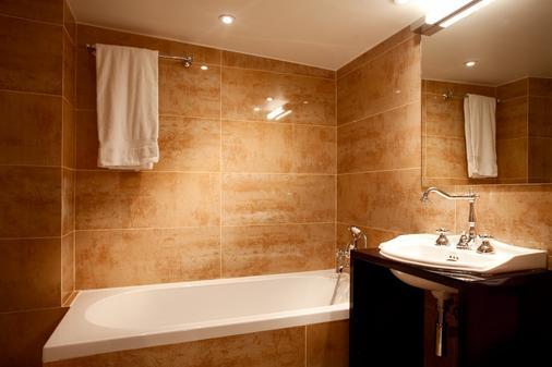 圣米歇尔圣母酒店 - 巴黎 - 浴室