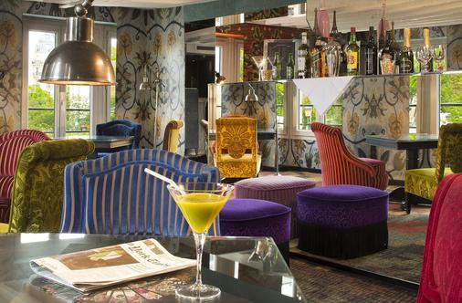 圣米歇尔圣母酒店 - 巴黎 - 酒吧
