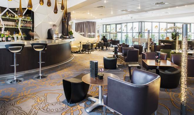 巴黎勒斯霍尔诺富特酒店 - 巴黎 - 酒吧