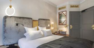 福若姆王子酒店 - 巴黎 - 睡房