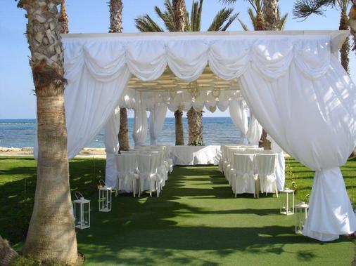 刘易斯法厄同海滩酒店 - 式 - 帕福斯 - 宴会厅