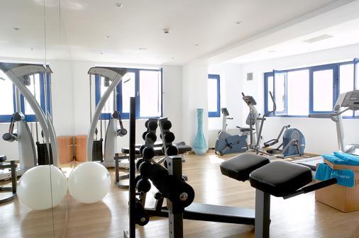 米科诺斯赛奥克塞尼亚酒店奢华精品酒店 - 米科諾斯岛 - 健身房