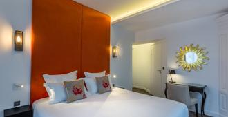 优雅女爵夫人酒店 - 巴黎 - 睡房