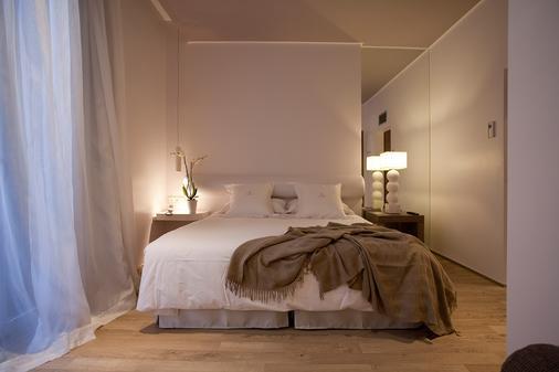 安巴住宿加早餐豪华酒店 - 巴塞罗那 - 睡房