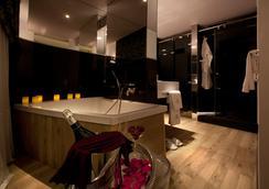 安巴豪华住宿加早餐旅馆 - 巴塞罗那 - 浴室