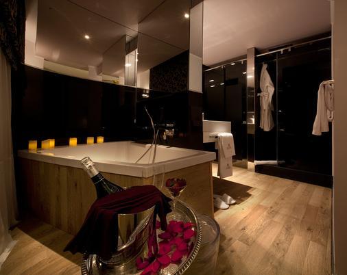 安巴住宿加早餐豪华酒店 - 巴塞罗那 - 浴室
