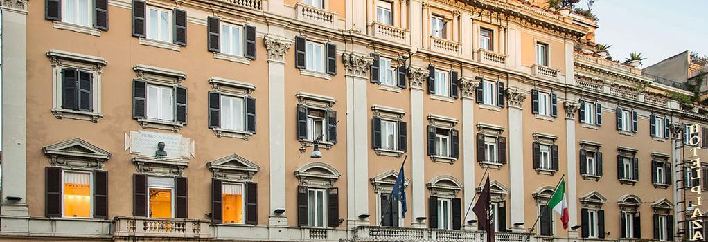 广场大酒店 - 罗马 - 建筑