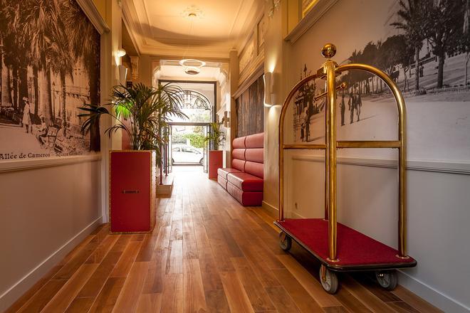 尼斯城堡连锁酒店 - 尼斯 - 门厅