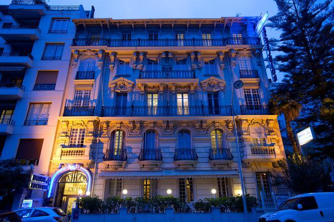 尼斯城堡连锁酒店 - 尼斯 - 建筑