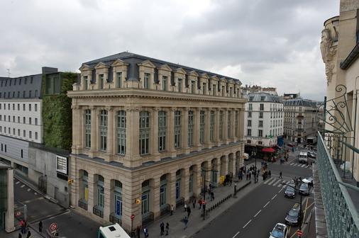 巴黎北站里士满酒店 - 巴黎 - 建筑