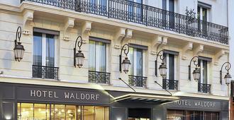 蒙帕尔纳斯沃尔多夫酒店 - 巴黎 - 建筑