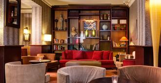富勒里峰酒店 - 巴黎 - 休息厅