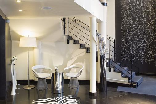 乐M酒店 - 巴黎 - 露台