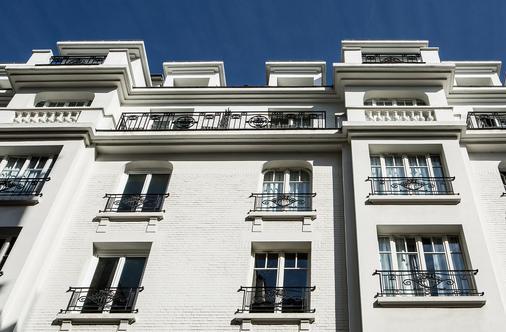 杰内若酒店 - 巴黎 - 建筑