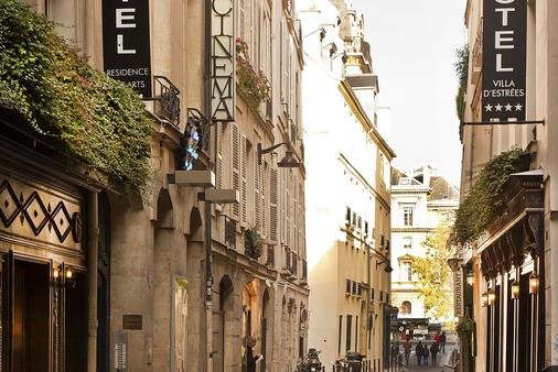 埃斯特雷马杜拉别墅酒店 - 巴黎 - 建筑