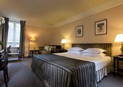 埃斯特雷马杜拉别墅酒店 - 巴黎 - 睡房