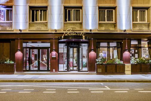里昂罗斯福酒店 - 里昂 - 建筑