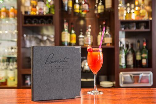 里昂罗斯福酒店 - 里昂 - 酒吧