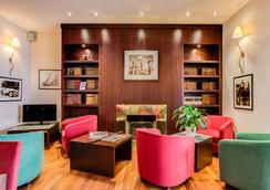 里昂罗斯福酒店 - 里昂 - 休息厅