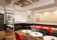 艾菲尔小罗浮酒店 - 巴黎 - 休息厅