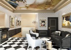 埃菲尔小卢浮宫酒店 - 巴黎 - 大厅