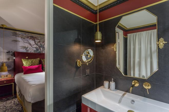 拉瓦雷酒店 - 巴黎 - 浴室