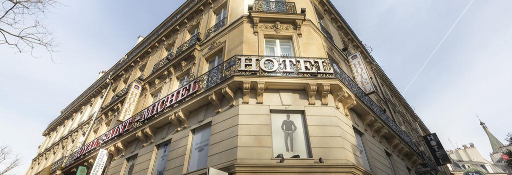 皇家圣米歇尔酒店 - 巴黎 - 建筑