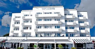 坎伯兰海洋休闲酒店 - 伯恩茅斯 - 建筑