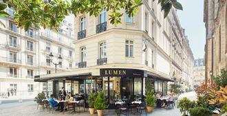 勒芒巴黎卢浮宫酒店 - 巴黎 - 建筑