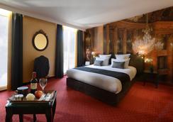 凡尔赛酒店 - 凡尔赛 - 睡房