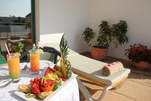 Lti阿加迪尔海滩俱乐部酒店 - 阿加迪尔 - 阳台