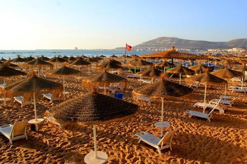 Lti阿加迪尔海滩俱乐部酒店 - 阿加迪尔 - 海滩