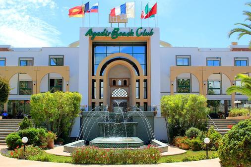 Lti阿加迪尔海滩俱乐部酒店 - 阿加迪尔 - 建筑