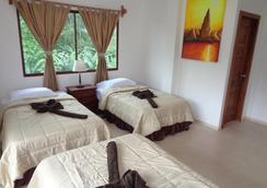 加拉巴哥大自然旅馆 - 阿约拉港 - 睡房