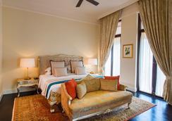 加勒菲斯酒店 - 科伦坡 - 睡房