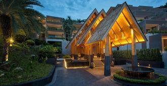 苏梅岛曼特拉度假村 - 苏梅岛 - 建筑
