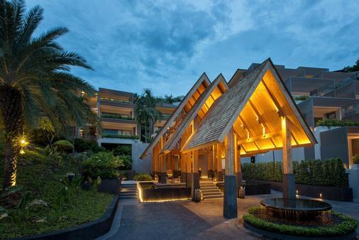 曼特拉苏梅度假村 - 苏梅岛 - 建筑