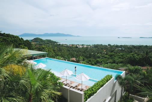 曼特拉苏梅度假村 - 苏梅岛 - 游泳池