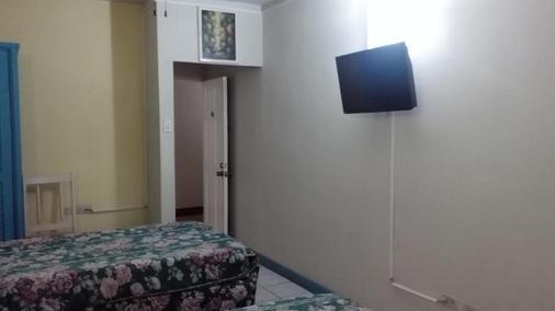 乡村酒店 - 欧丘里欧 - 睡房