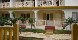珊瑚海花园旅馆 - 尼格瑞尔 - 建筑