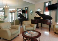 波罗的海酒店 - 迈阿密海滩 - 大厅